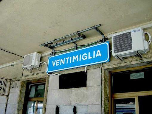Foto stazione Ventimiglia