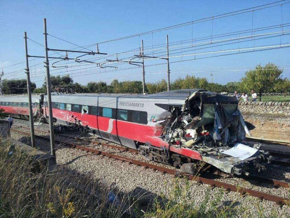 incidente puglia